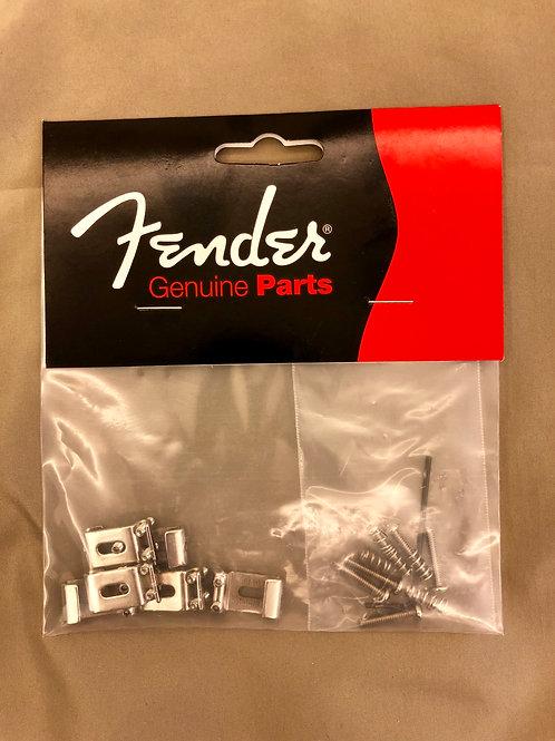 Fender USA Original Vintage Strat Bridge Sect. Kit PN: 0992051000 (New) - SOLD