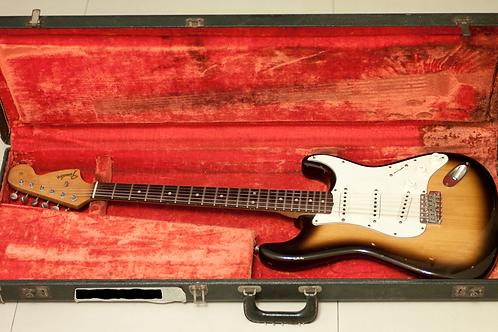 1966 Fender Stratocaster Sunburst USA - SOLD
