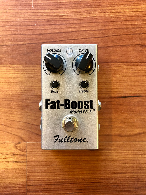 Fulltone Fat-Boost Model FB-3 USA - SOLD