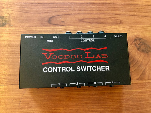Voodoo Lab Control Switcher USA (New) - SOLD