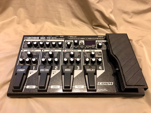 Boss ME-70 Guitar Multi Effects (M) - SOLD