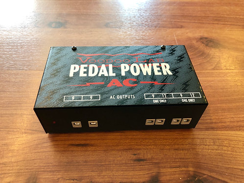 Voodoo Lab Pedal Power AC Power Supply Unit USA (M) - SOLD