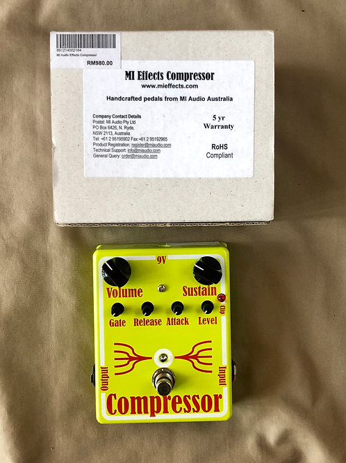 MI Audio Compressor Australia (M) - SOLD