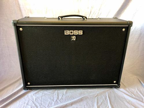 Boss Katana 100/212 100/50/0.5-watt 2x12 COSM Combo Amplifier (M) - SOLD