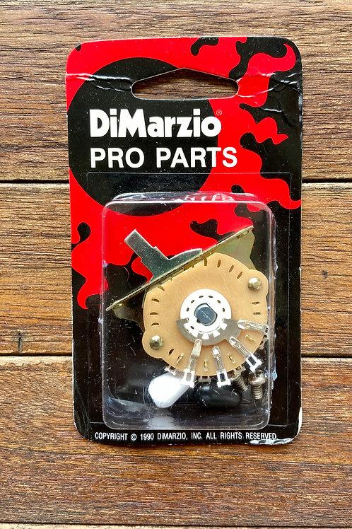 DiMarzio Five Way (5-Way) Switch For Strat (P/No.: EP 1104) (New)