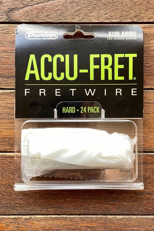 Dunlop Jumbo Accu-Fret® Fretwire 6100 - 24pcs (New)