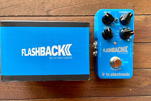 TC Electronic Flashback 2 Delay & Looper Guitar Effects Pedal (VG) - SOLD