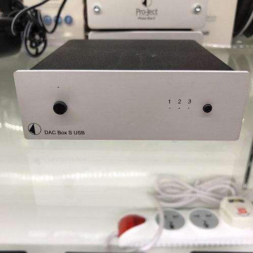 프로젝트 오디오 시스템 DAC Box S USB-SOLD