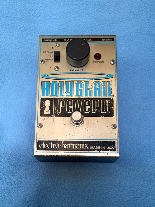Electro Harmonix Holy Grail Reverb -Large Box USA (G) - SOLD
