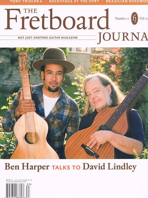 The Fretboard Journal No.11 Fall 2008
