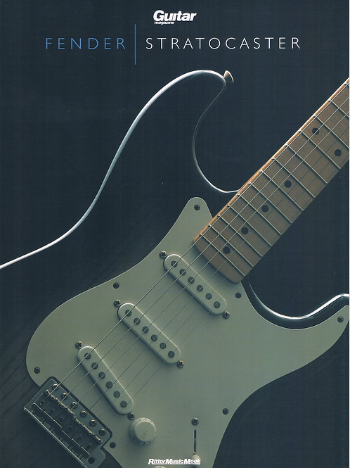 Fender Stratocaster by Rittor Music Mook Japan