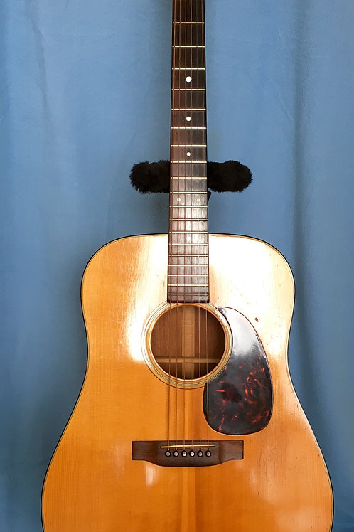 1965 C.F. Martin & Co. D-18 Acoustic Guitar USA (VG)