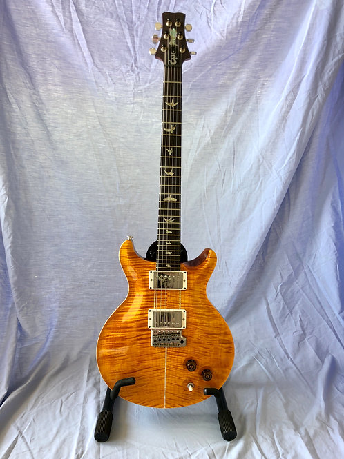 2015 PRS Santana 10 Top Santana Yellow USA (M) - SOLD