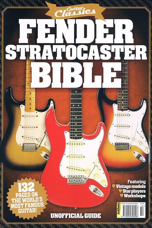 Fender Stratocaster Bible