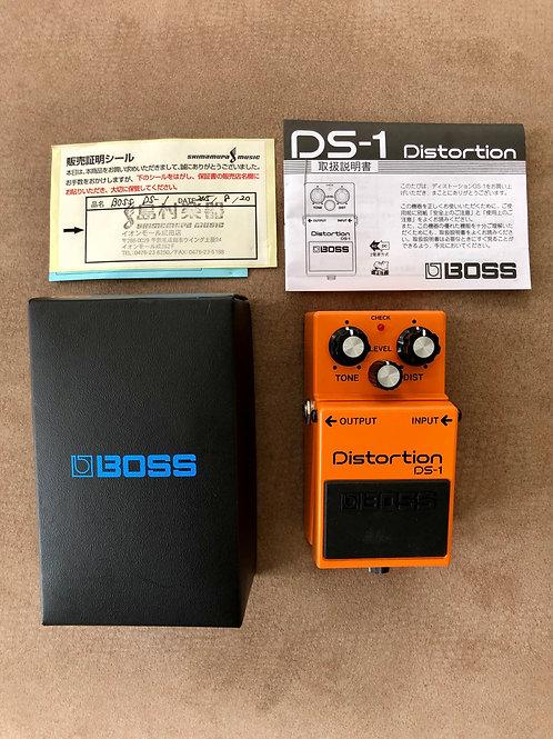 Boss DS-1 Distortion MIT (M) - SOLD