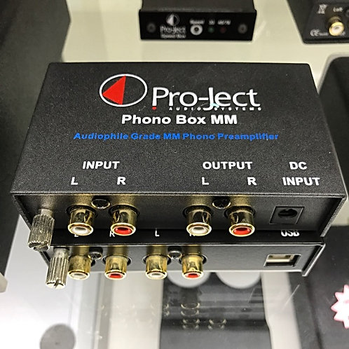 Project Audio Systems Phono Box MM - SOLD