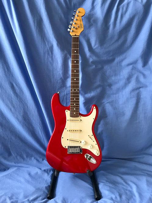 1990 Fender American Standard Stratocaster USA (VG) - SOLD