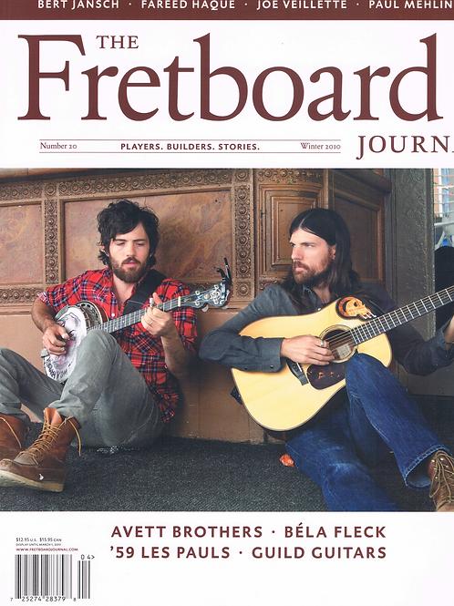 The Fretboard Journal No.20 Winter 2010