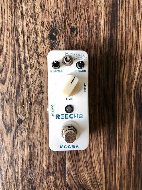 Mooer Reecho Digital Delay (G)-판매