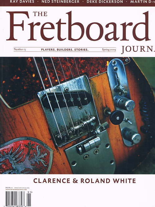 The Fretboard Journal No.13 Spring 2009