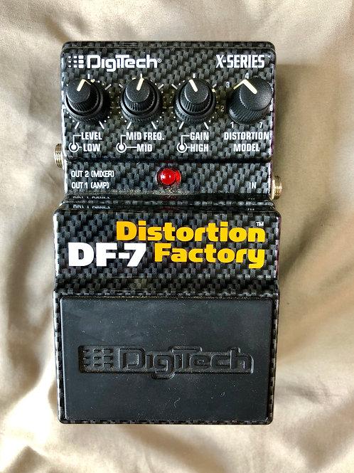 DigiTech DF-7 Distortion Factory (VG) - SOLD