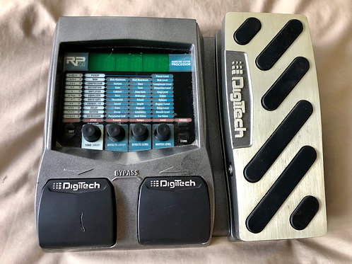 DigiTech RP250 Modelling Guitar Processor (G) - SOLD