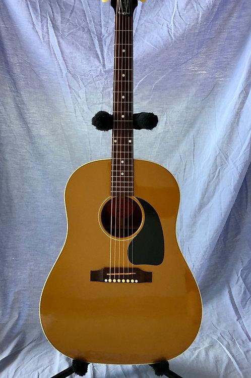 2010 Gibson Custom Shop J45 Goldtop Ltd Edition USA (M) - SOLD