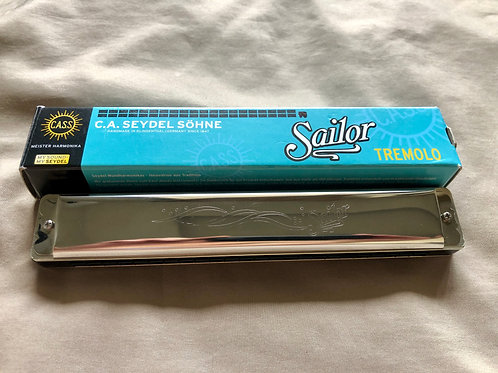Seydel Sailor Tremolo Harmonica (M)