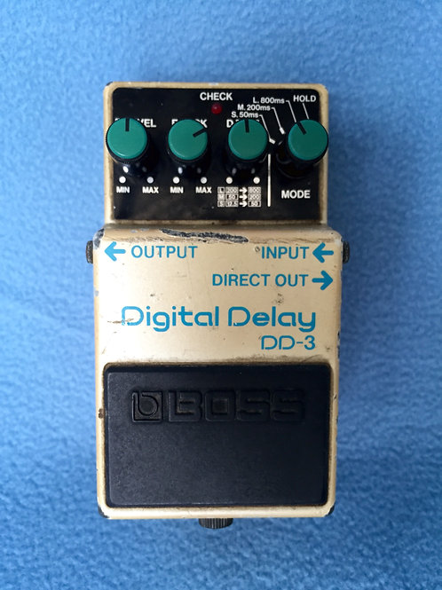 Boss Digital Delay DD-3 (MIJ) (F) -SOLD