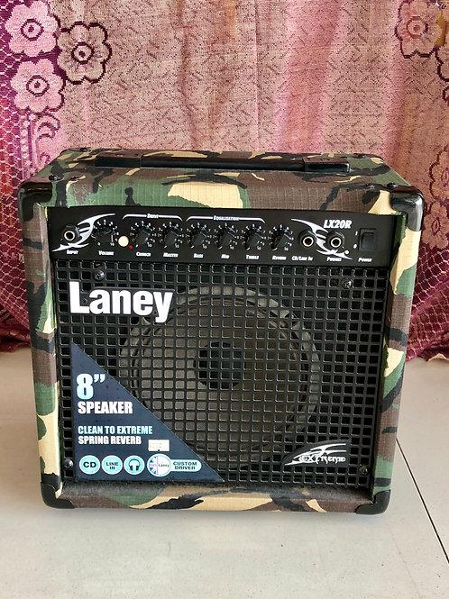 Laney LX20R Camo 일렉트릭 기타 앰프 (VG)-판매