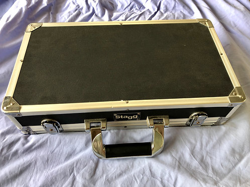 Stagg UPC-424 ABS Pedal Board Case (EXC) - SOLD