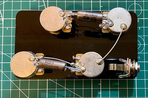Labor of Love Handwired Gibson USA Les Paul Genuine Long Shaft Pots - SOLD