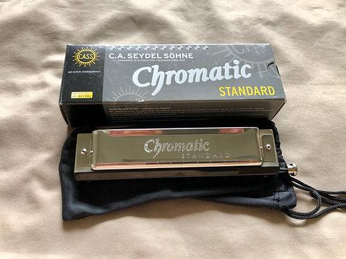 Seydel Chromatic Standard Harmonica (M) - SOLD