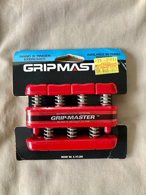 Gripmaster USA - Hand / Fingers Exerciser (EXC) - SOLD