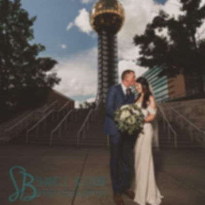 Knoxville Sunsphere Weddings