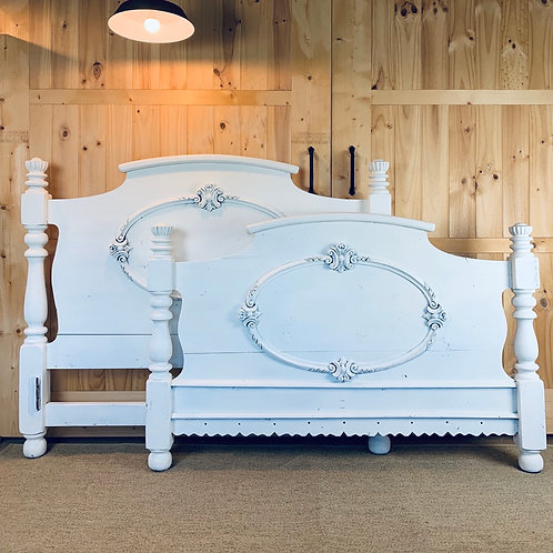 SOLD  Queen Bed Frame