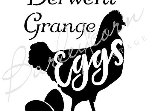 Derwent Grange Eggs