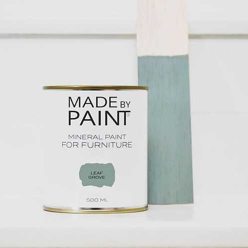Leaf Green Mineral Paint