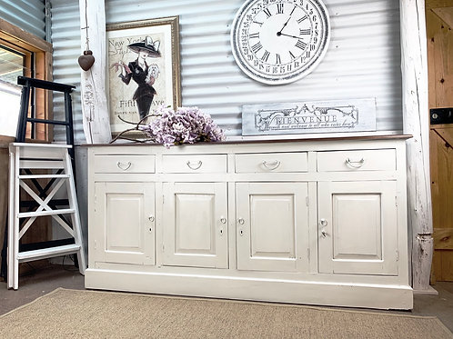 SOLD   Farmhouse Sideboard