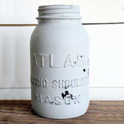Galvanised Sweet Pickins Milk Paint