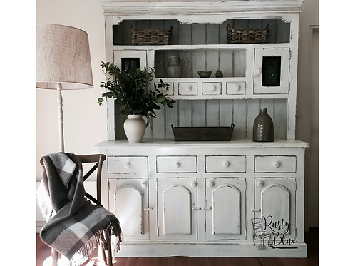 ##SOLD###  Country Shabby Sideboard