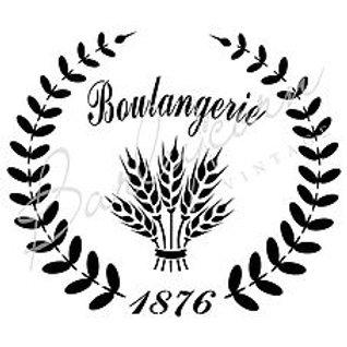 The Boulangerie Stencil FS5