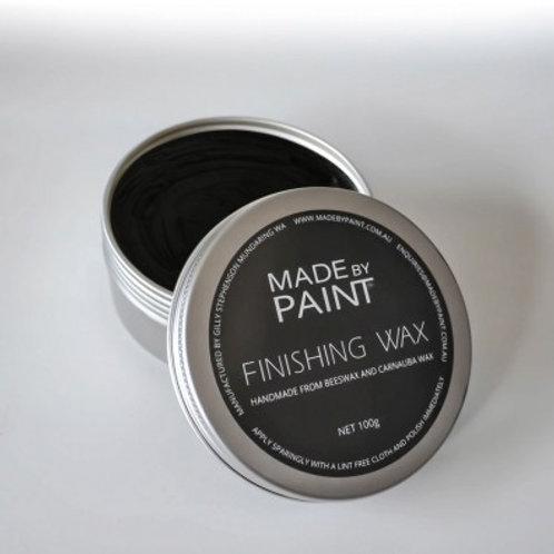 Black Finishing Wax 100grams