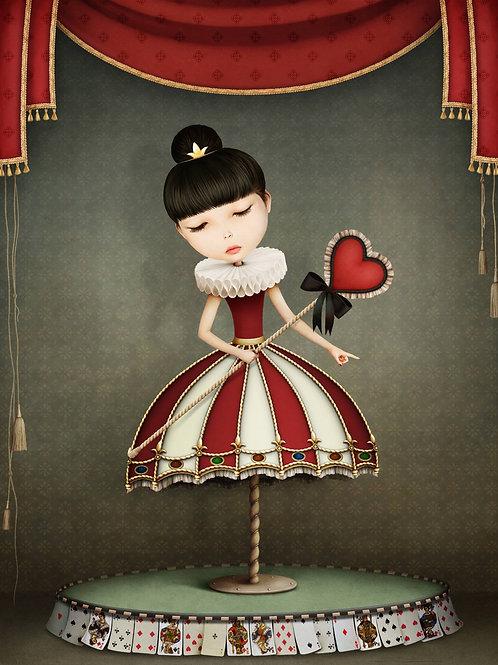 Fairy Queen Decoupage Paper