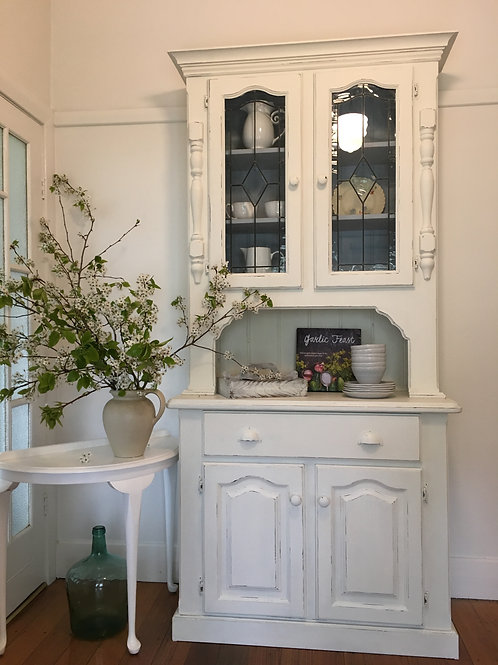 ###SOLD###  Lace Kitchen Hutch