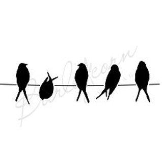 Birds on a Line FS38