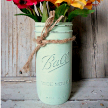 Pantry Door Sweet Pickins Milk Paint