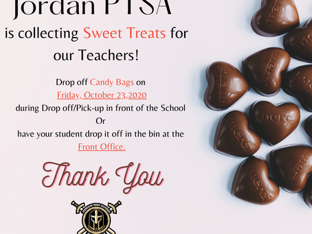 Sweet Treats for Teachers!