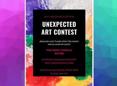 Unexpected Art Contest