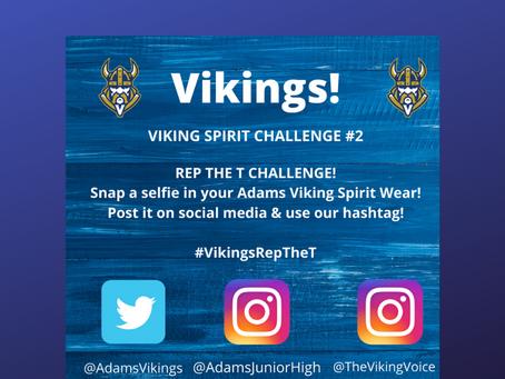 Viking Spirit Challenge #2